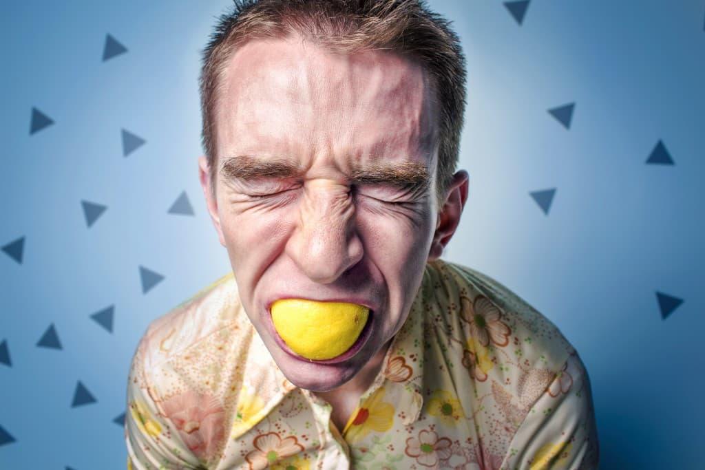 Lemon Cute Guy
