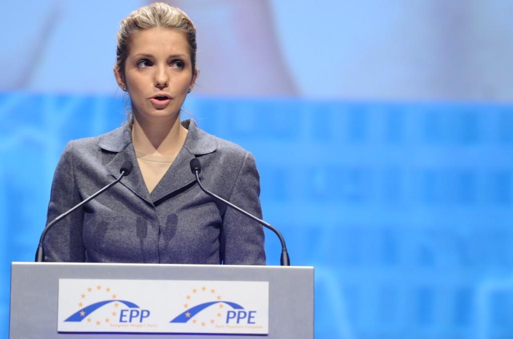 Female Corporate Executive