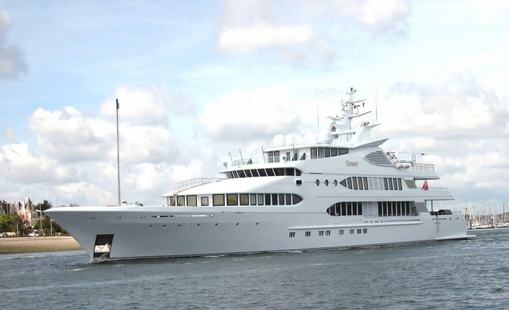 Yacht-Samar