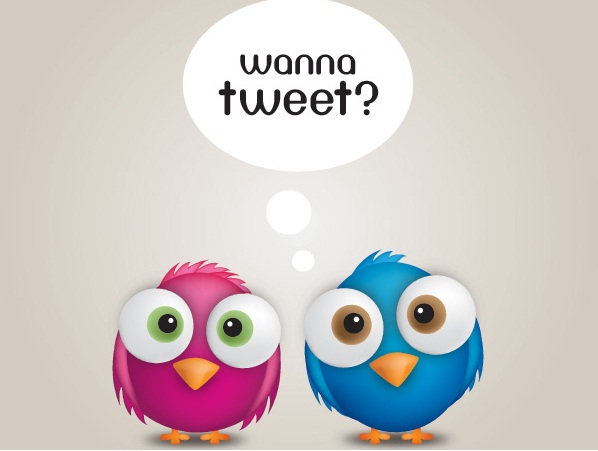 twiiter for job search