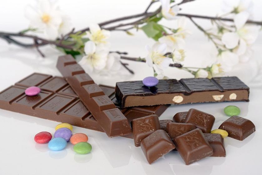 chocolate at work