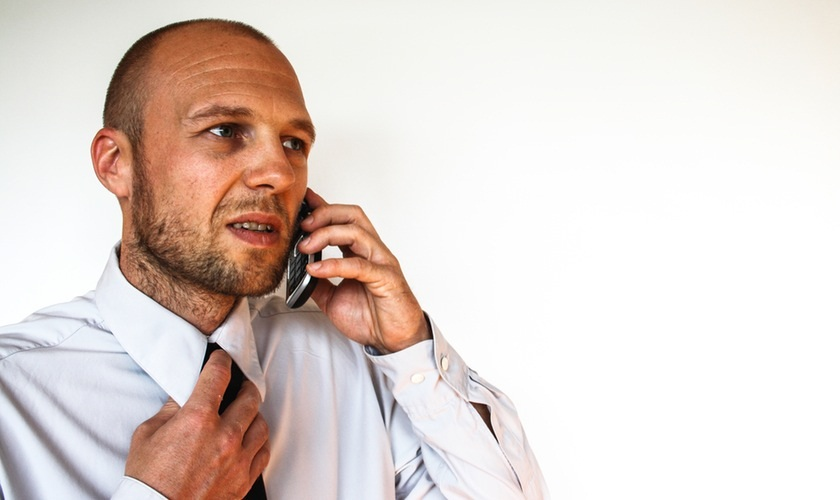 miss a call from a recruiter