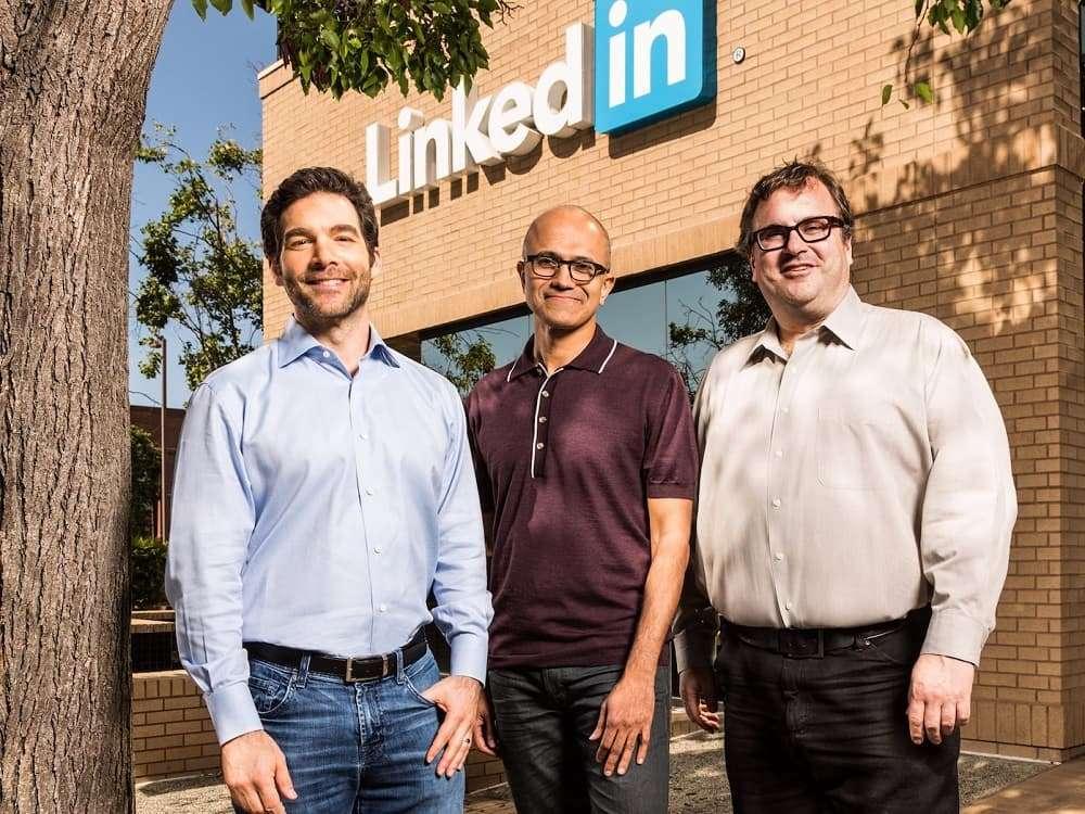 Microsoft LinkedIn Deal