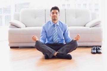 office-meditation