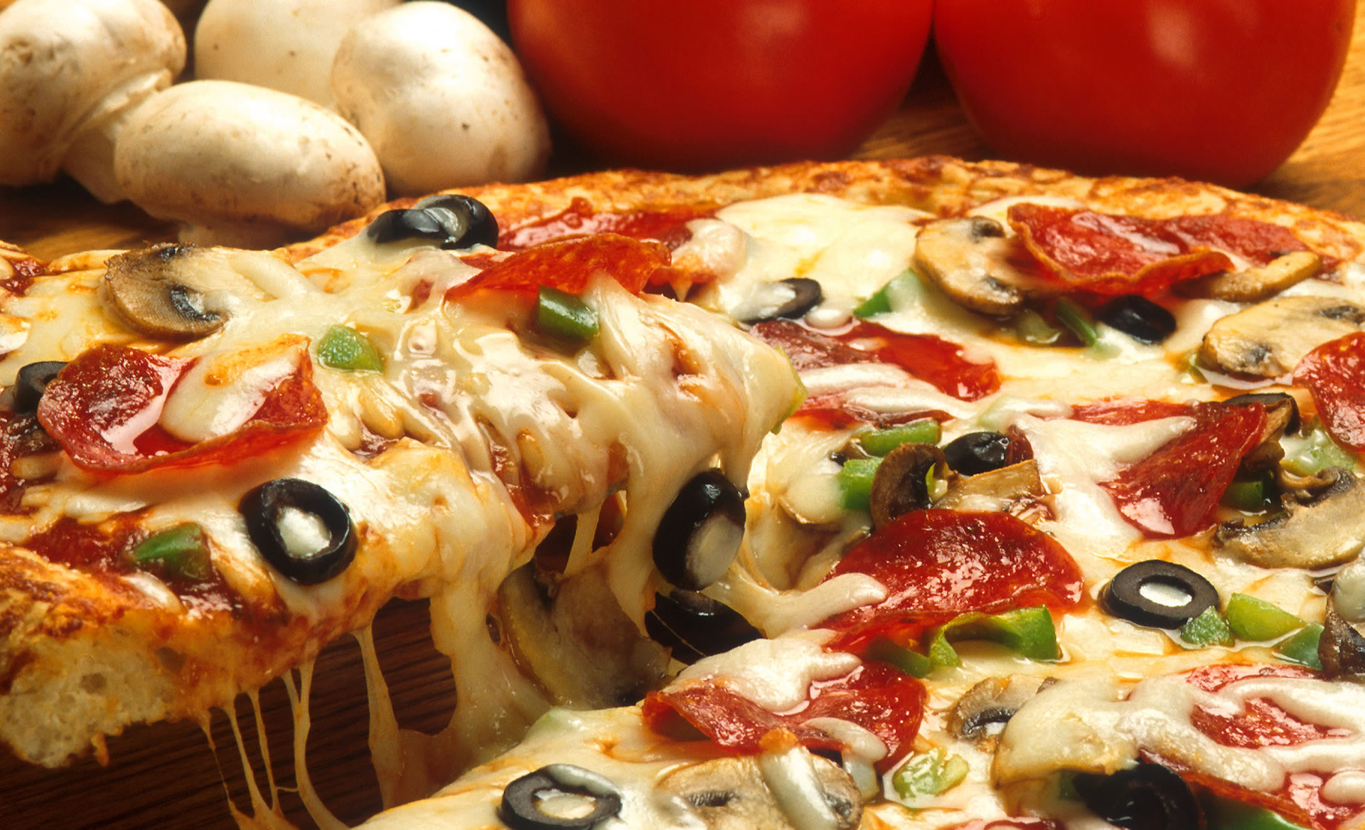 Not Money But Pizza Boosts Employee Productivity