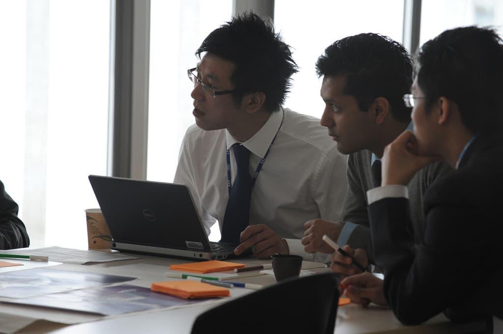 Efficient millenial employees