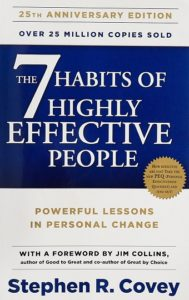 best books for entrepreneurs 7 habits of highly effective people