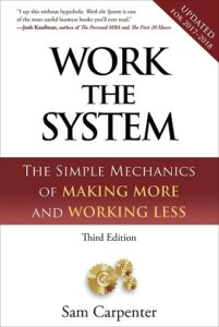 best books for entrepreneurs work the system