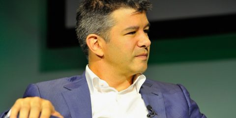 uber ceo travis kalanick in the controversy of uber drivers fare