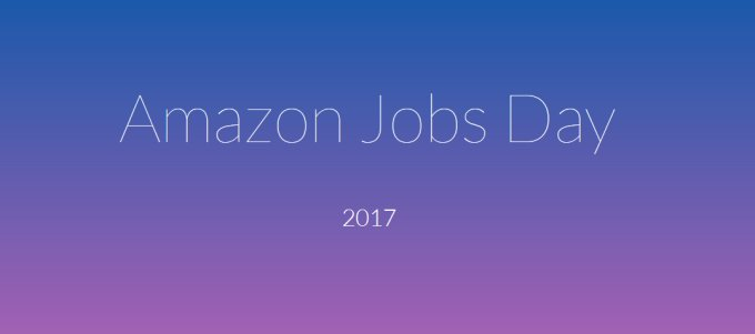 Amazon Job Offers