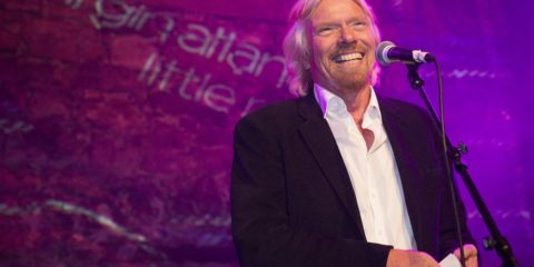 Richard Branson Success Story 2