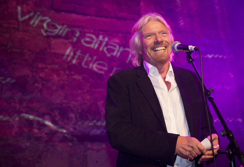"Richard Branson: ""Clients do not come first. Employees come first."""