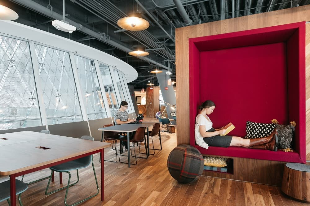 WeWork coolest coworking spaces