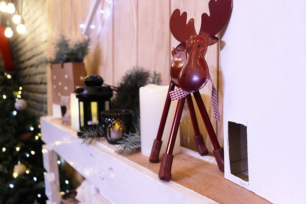 One decoration at a time: