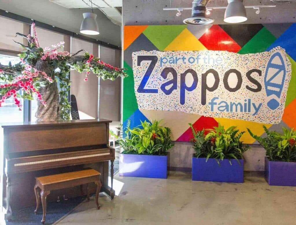 INTERNAL CULTURE LIKE AT ZAPPOS