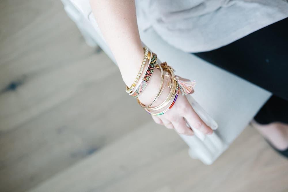 Elegant accessories