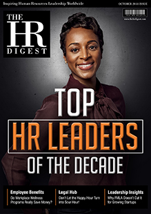 The HR Digest October 2018 Cover