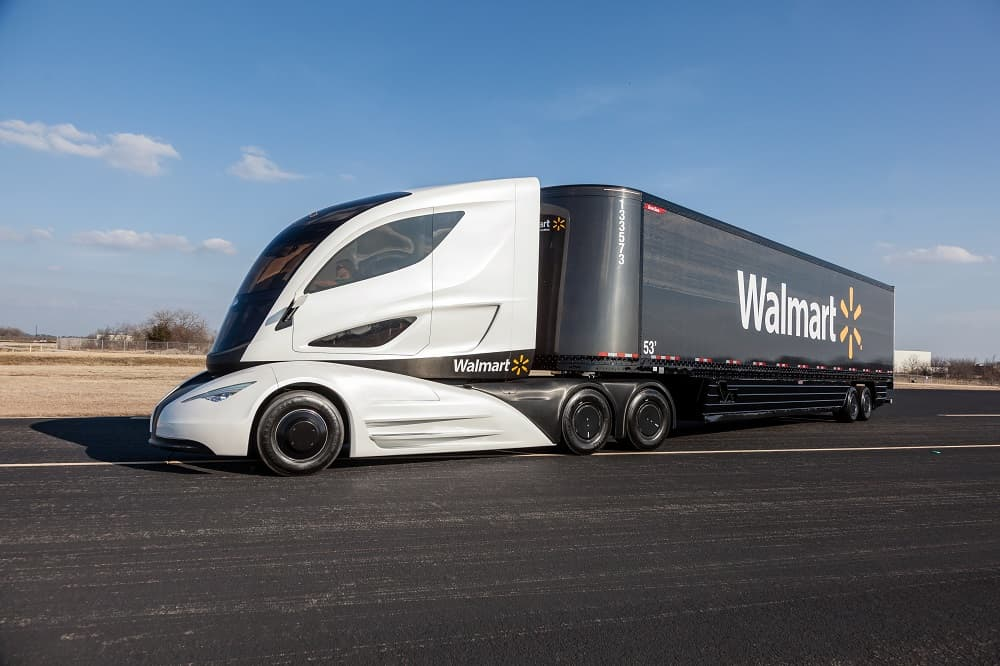 Walmart-Truck