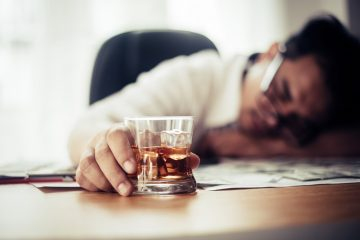 occupational alcoholism in the workplace
