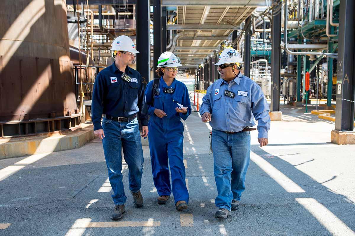 Chevron Diversity and Inclusion 2