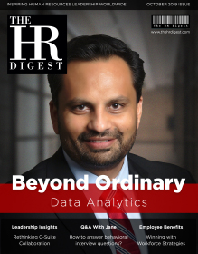 The HR Digest October 2019 Cover Page w219