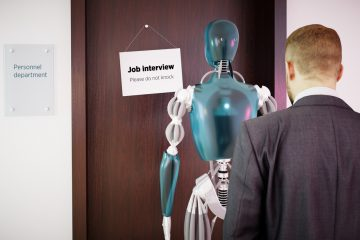 AI Artificial Intelligence Human Jobs Brookings Institute