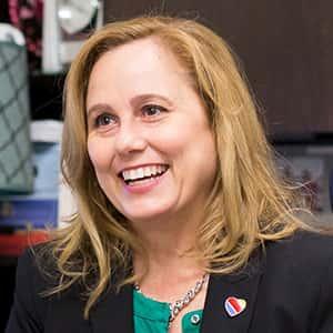 Julie Weber Southwest Airlines Headshot HR Leader