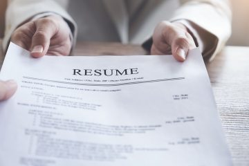 explain gap in your resume
