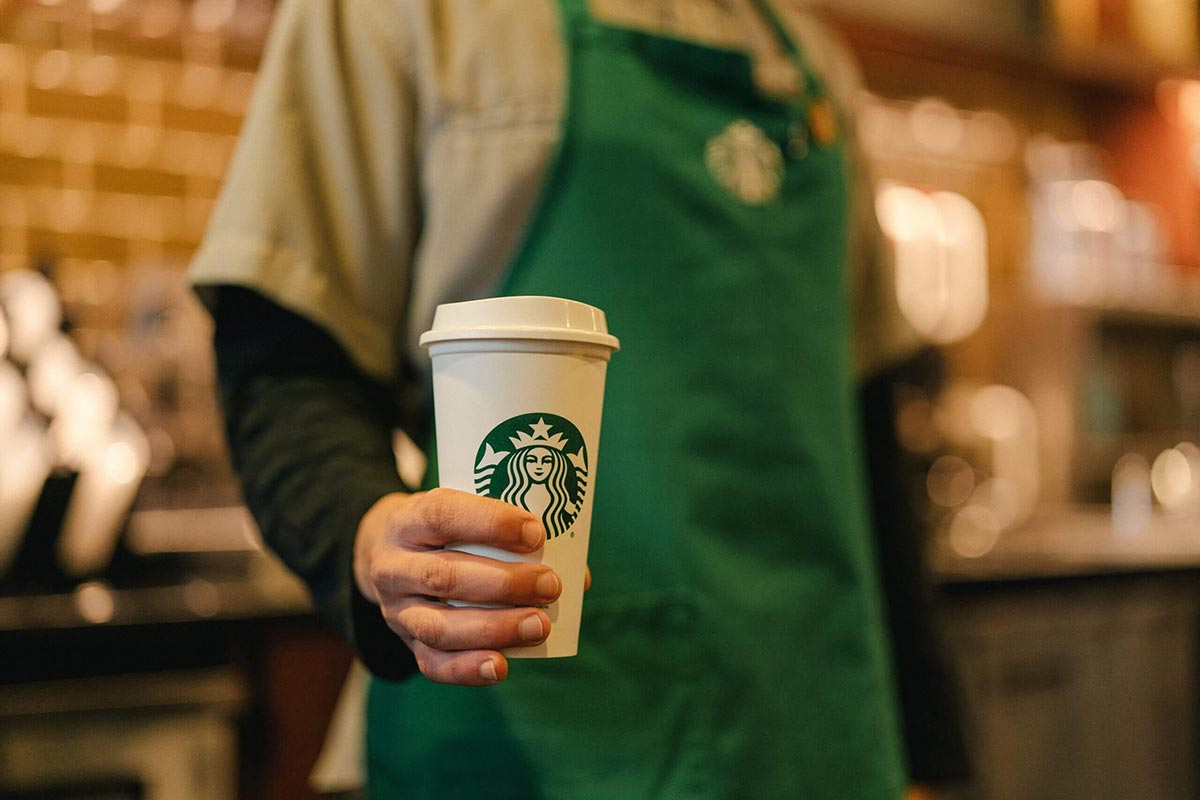 Starbucks employees pay 30 days scaled