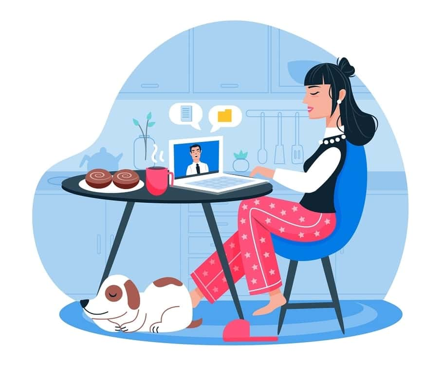 Work from home employer guide covid-19