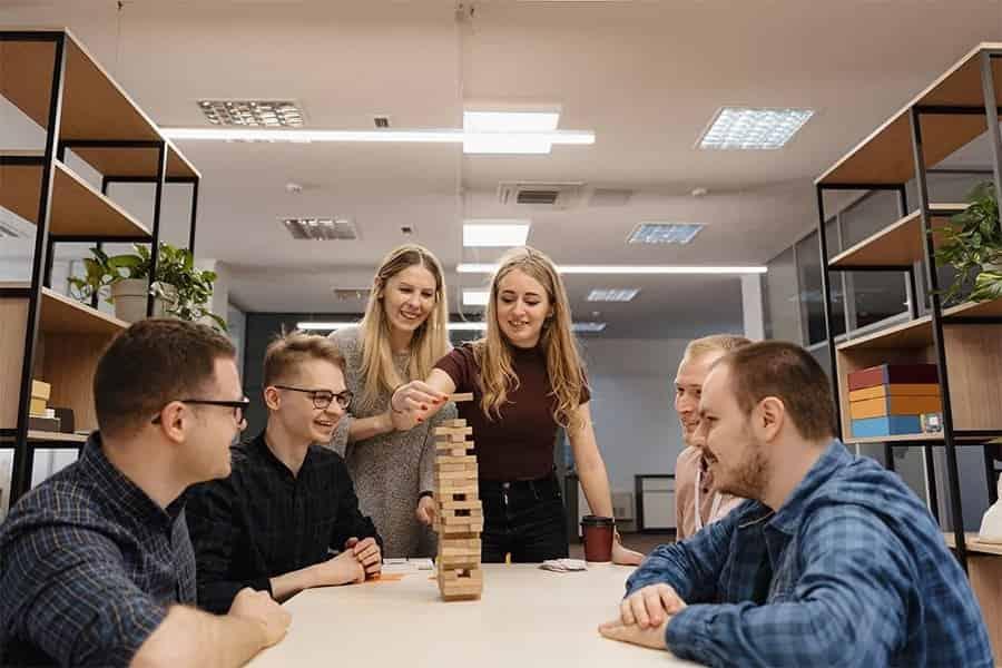 Office Ice breaker Activities & Games
