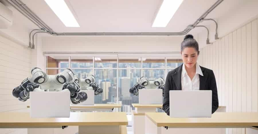 workplace automation future jobs in companies