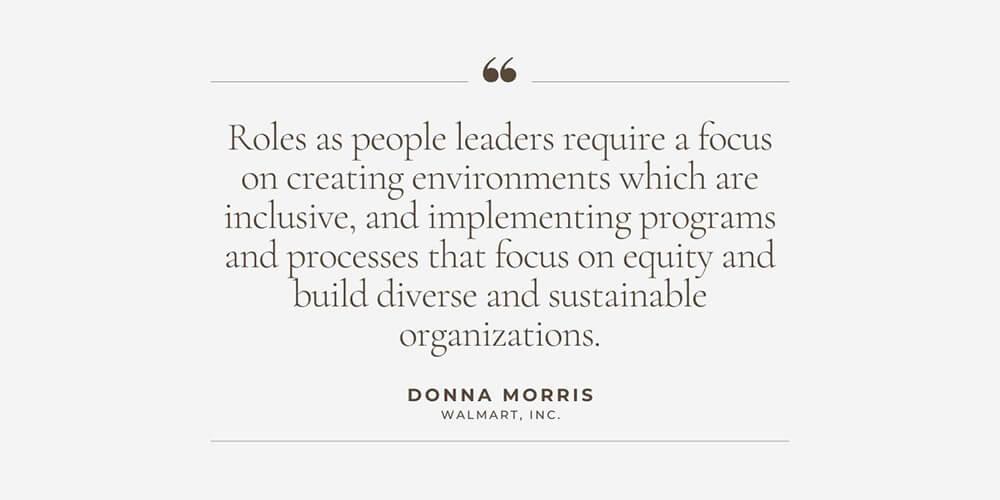 Donna Morris Quote