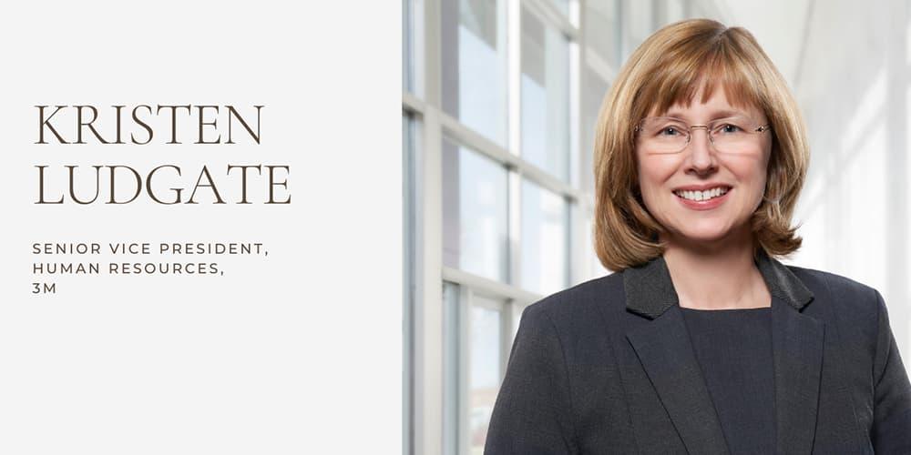 Kristen Ludgate Global HR Leaders Interview Series