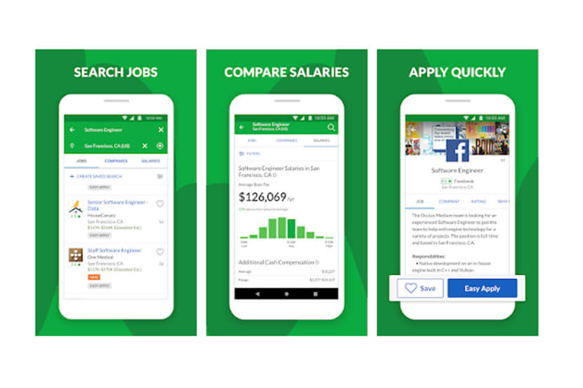 best apps to search for jobs
