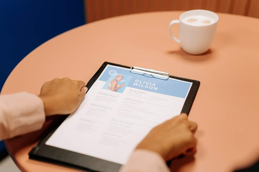 online job posting checklist