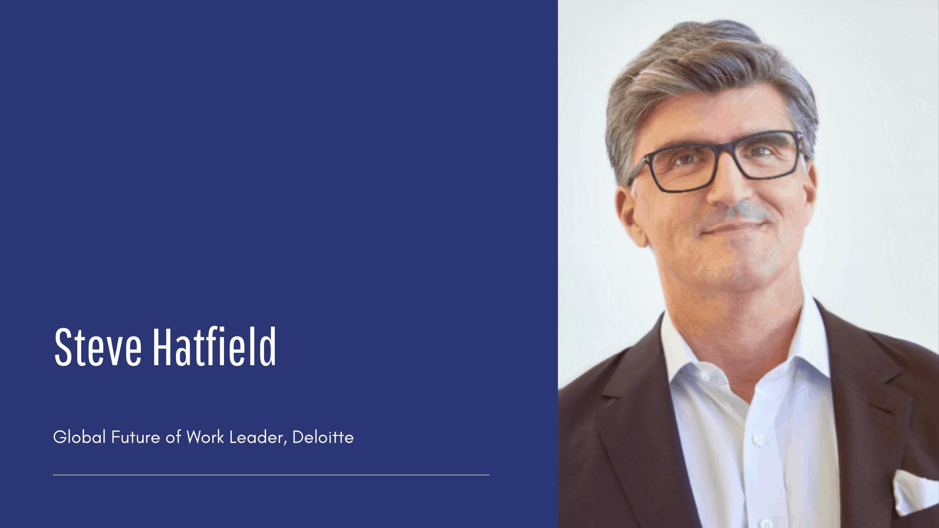 Steve Hatfield Deloitte