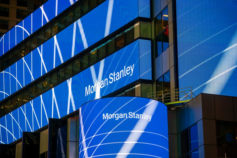 Morgan Stanley JPMorgan Work from Home Remote Work